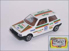 FIAT UNO RALLY