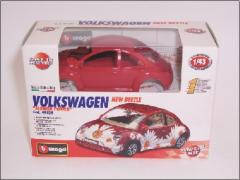 VOLKSWAGEN NEW_BEETLE FLOWER POWER