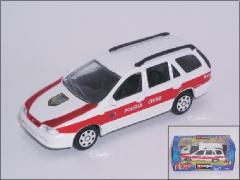 FIAT MAREA WEEKEND POLIZIA