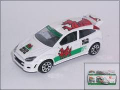 FORD FOCUS WALES RALLY GB