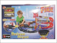 STREET FIRE DELUXE PLAYSET
