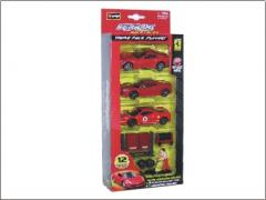 FERRARI TRIPLE PLAYSET
