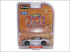 STREET FIRE CHINA BOX