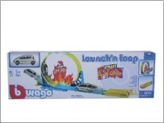 STREET FIRE LAUNCHN LOOP PLAYSET